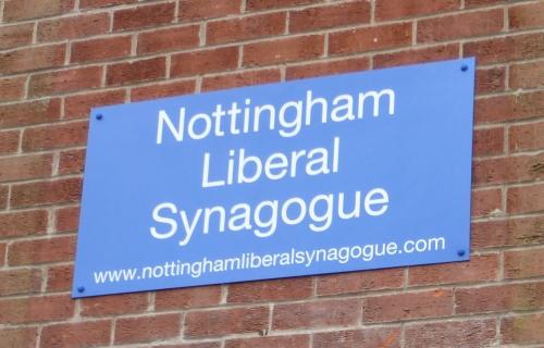 Nottingham Liberal Sysnagogue
