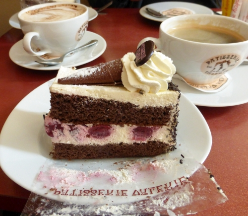 You Gotta Eat, so We Went to Valerie Patisserie