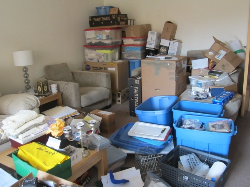 We Tried NOT to Accumulate Too Much Stuff - Honets!